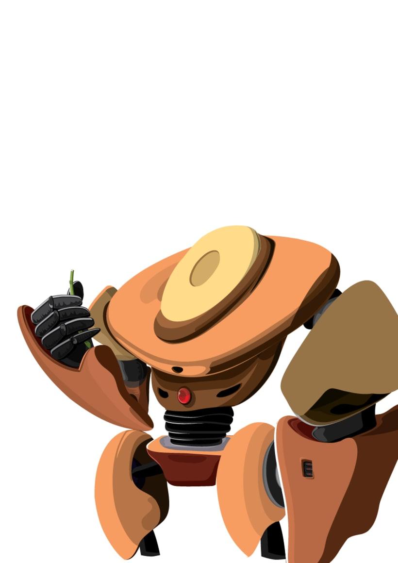 Go Robot 3