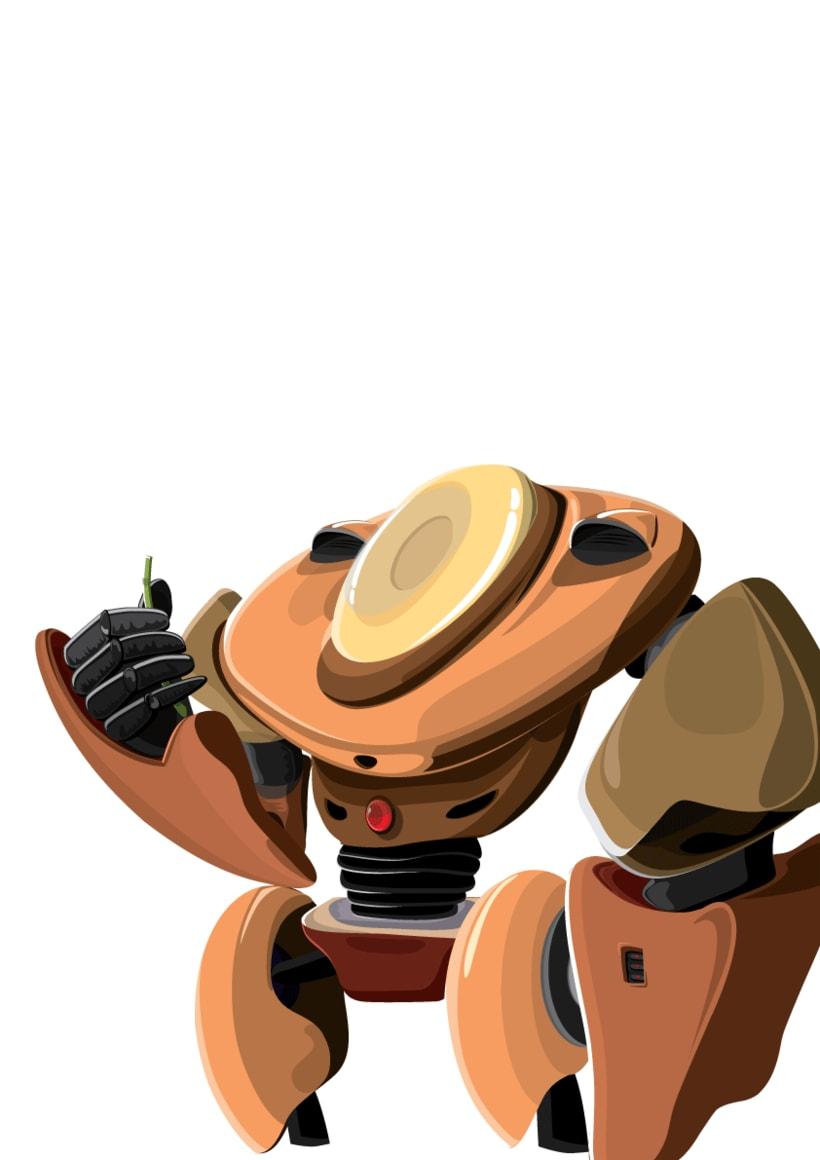Go Robot 4