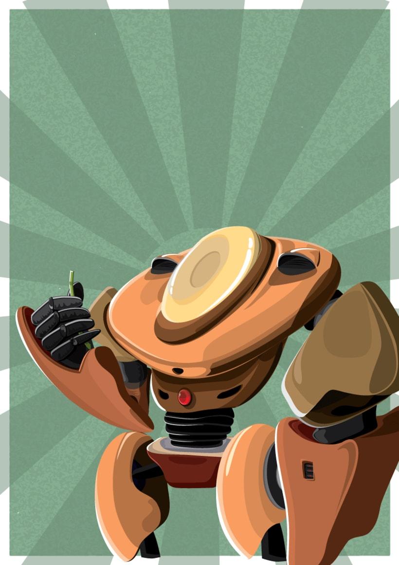 Go Robot 5