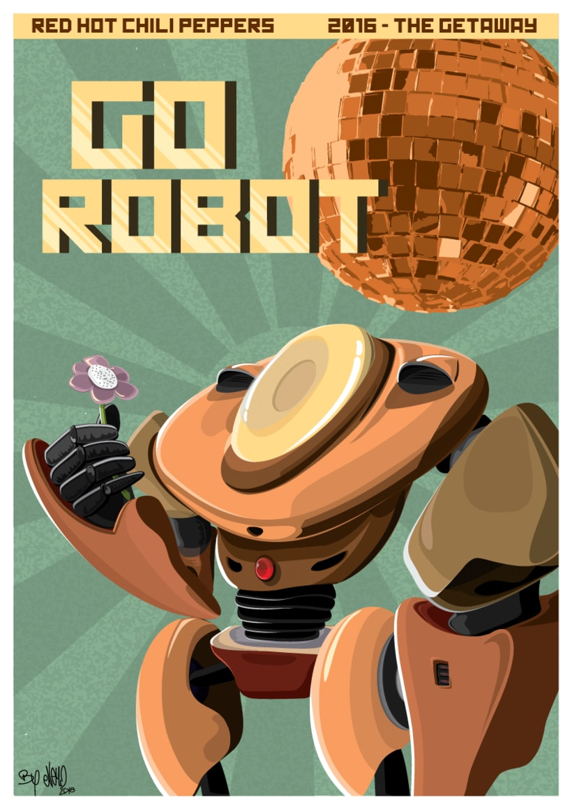 Go Robot 6