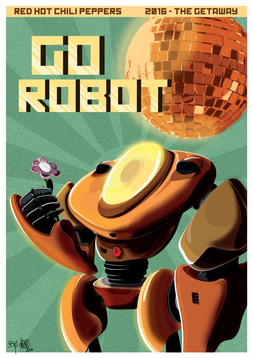 Go Robot 7