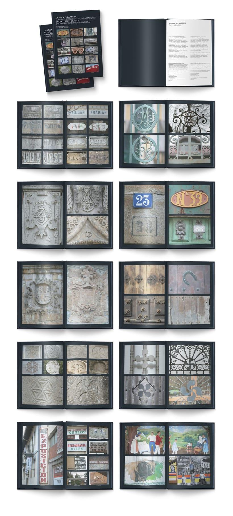 Libro «Gráfica Encartada. El paisaje gráfico de las encartaciones»  0