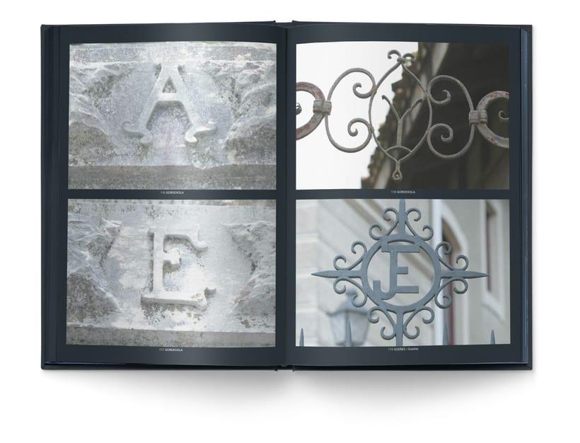 Libro «Gráfica Encartada. El paisaje gráfico de las encartaciones»  2
