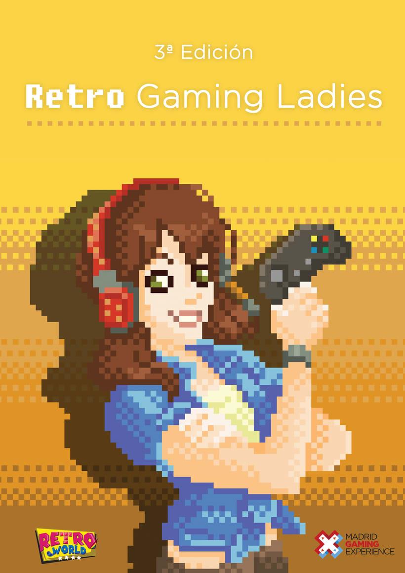 RetroGaming Ladies 1