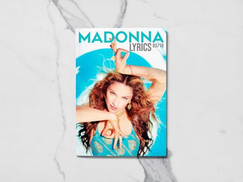 Madonna Lyrics 83/16 0
