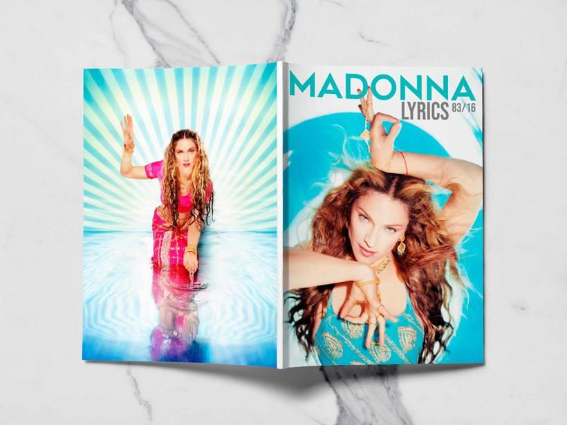 Madonna Lyrics 83/16 3