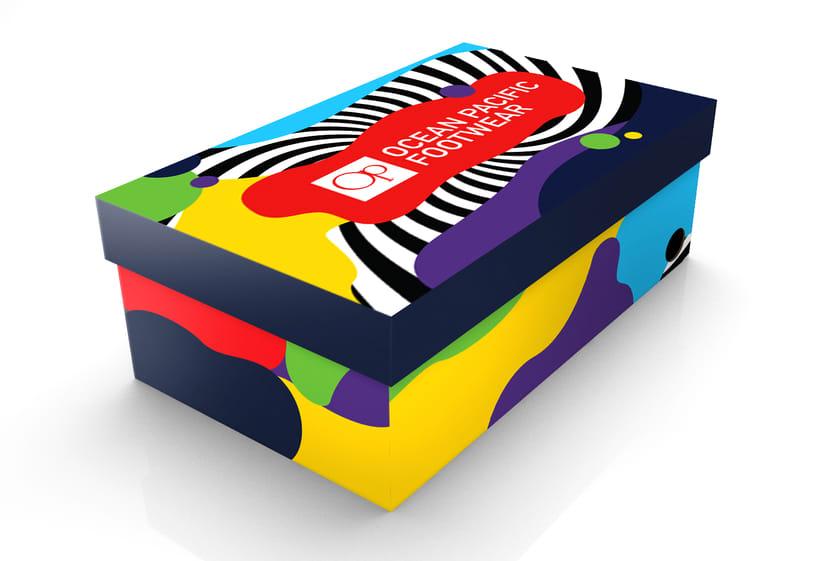 Live in Colors - Ocean Pacific Footwear 2