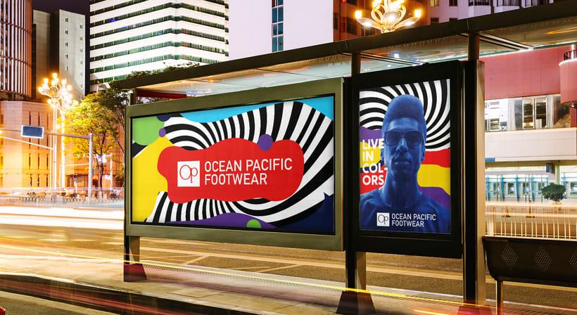 Live in Colors - Ocean Pacific Footwear 6