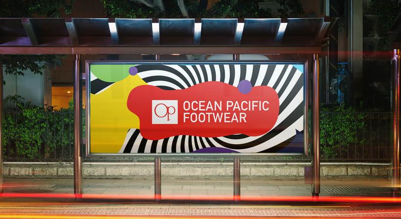 Live in Colors - Ocean Pacific Footwear 7