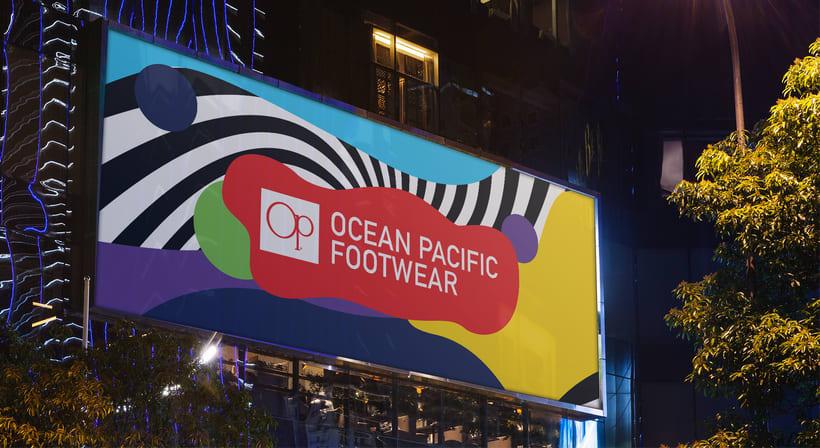 Live in Colors - Ocean Pacific Footwear 10