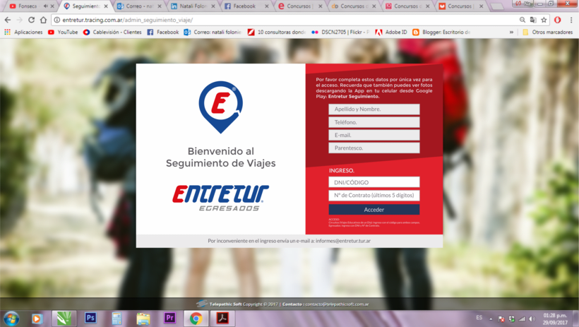 Entretur | Agencia de Viajes y Turismo 0