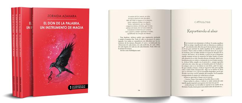 Edición integral de libros 2