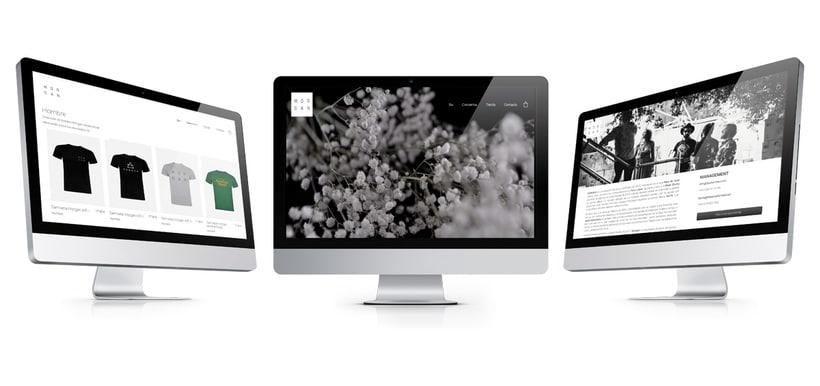 MORGAN - Diseño web / Tienda Online / Merchandising 0
