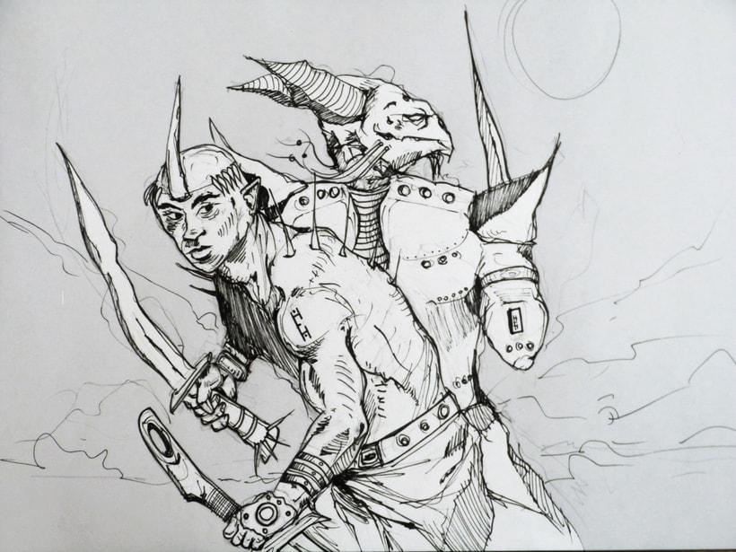 Doodles 0