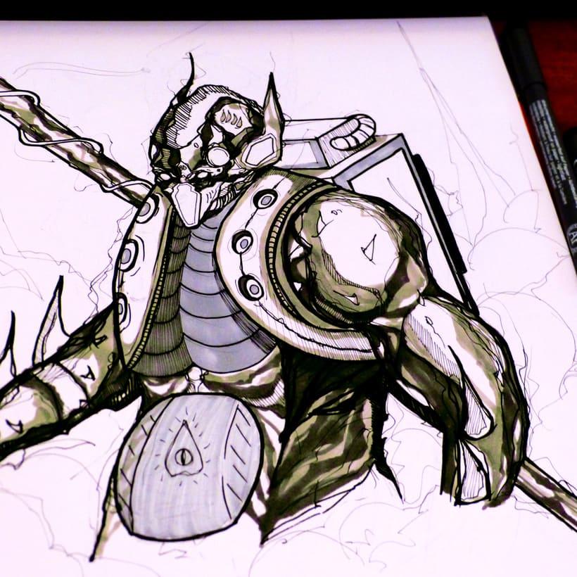 Sketch Inferno 3