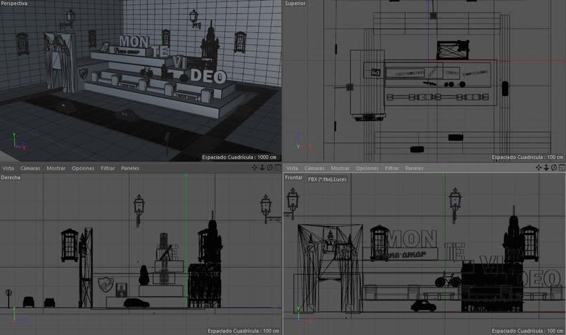Mi Proyecto del curso: Dirección de Arte con Cinema 4D 0