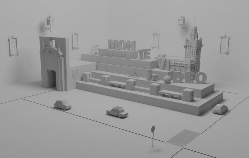 Mi Proyecto del curso: Dirección de Arte con Cinema 4D 1