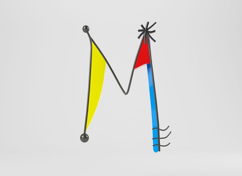 Artphabet: el abecedario diseñado para el arte 9
