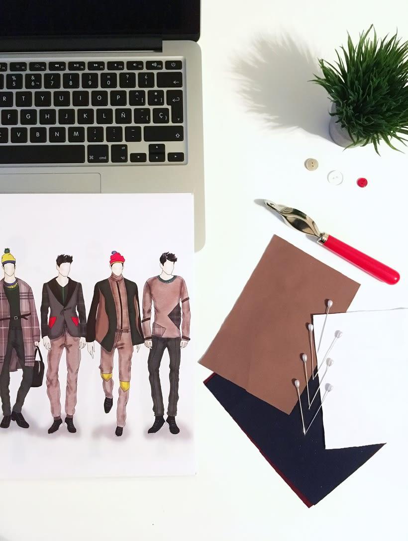 Fashion Men's Wear  0