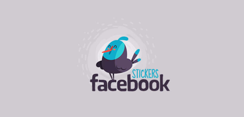 Stickers Facebook -1