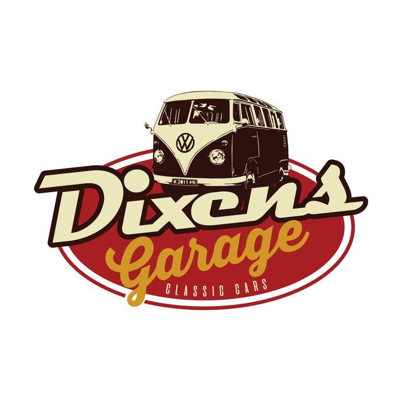 Dixens Garage -1