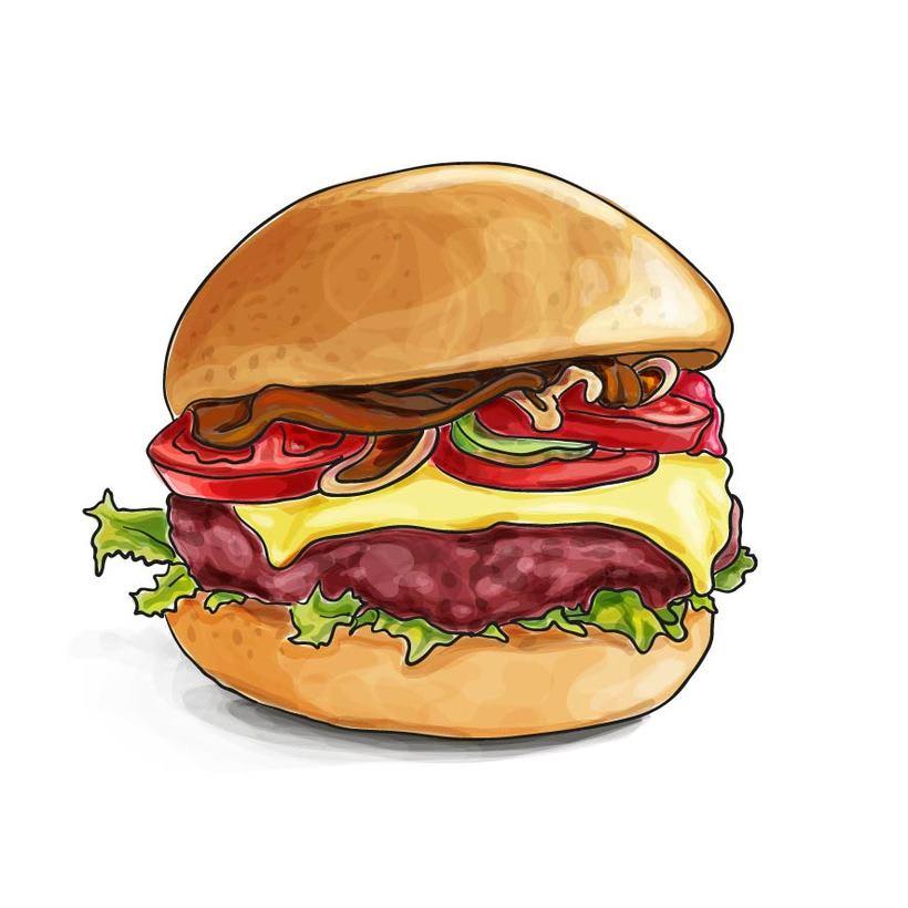Gastronomy - Fast Food 4