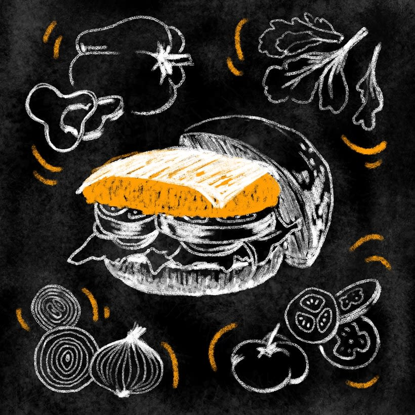 Gastronomy - Fast Food 5