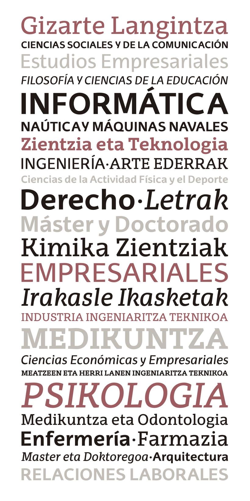 EHU Tipografía corporativa 1