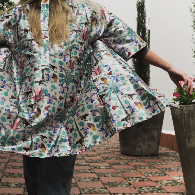 Kimono tropical 3