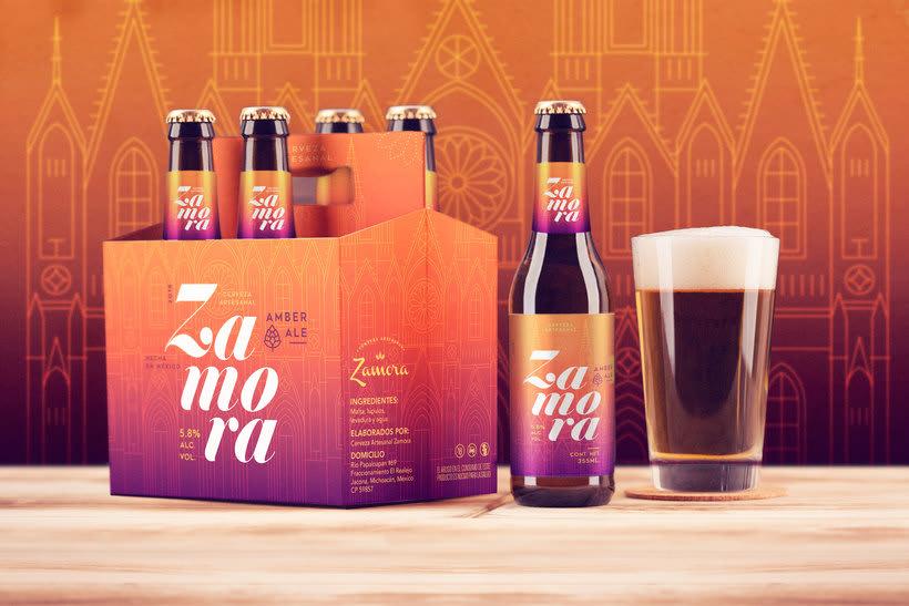 Cerveza Artesanal Zamora 3