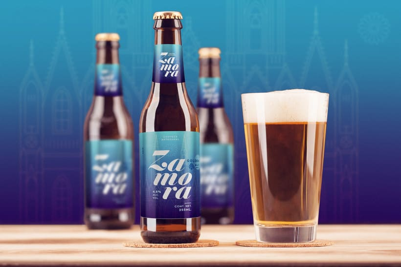 Cerveza Artesanal Zamora 5