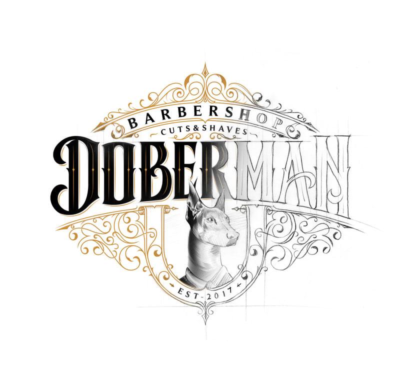 Doberman Barbershop 0