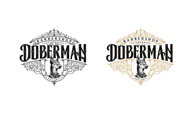 Doberman Barbershop 1