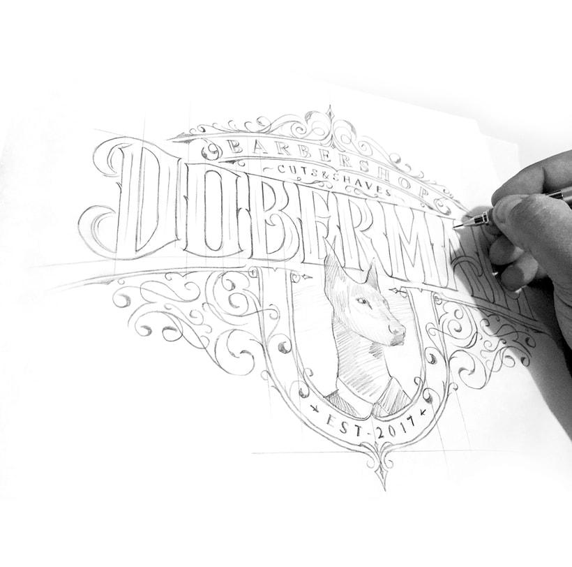 Doberman Barbershop 2