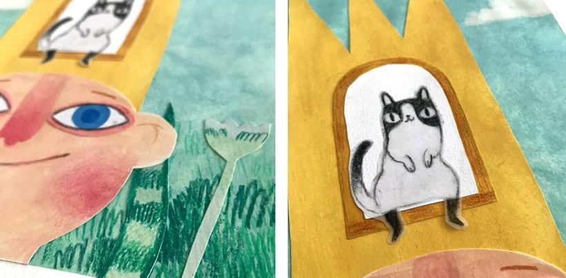 Proyecto del curso: Introducción a la ilustración infantil 6