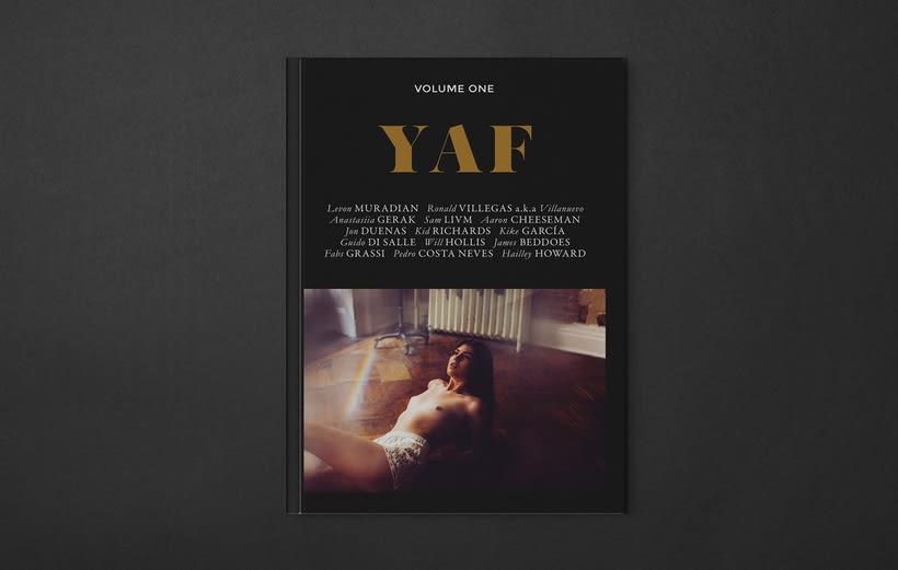 YAF — Volume One 2