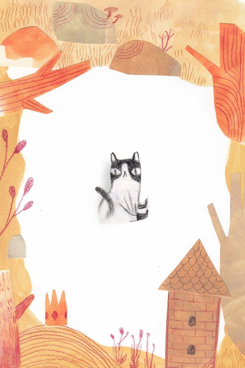 Proyecto del curso: Introducción a la ilustración infantil 0