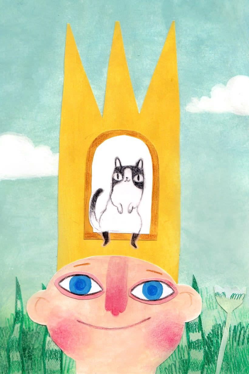 Proyecto del curso: Introducción a la ilustración infantil 2