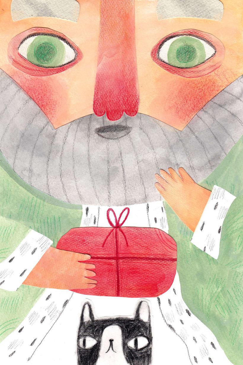 Proyecto del curso: Introducción a la ilustración infantil 4