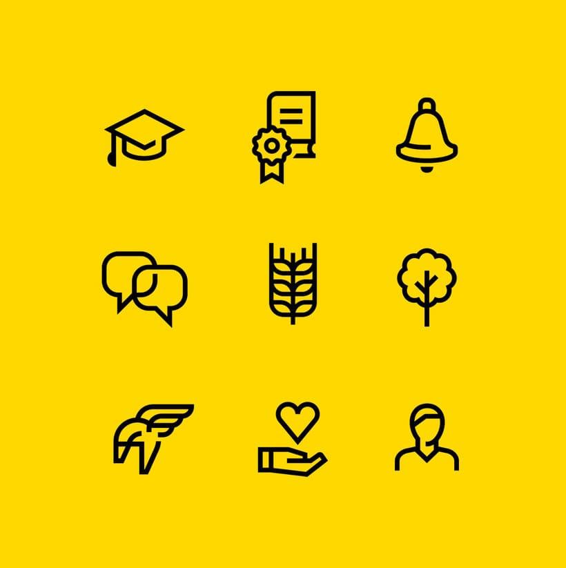 La importancia del diseño de pictogramas en el lenguaje global 13