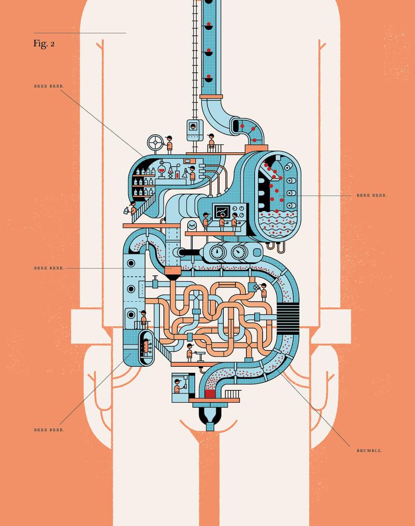 El Pais Semanal - Digestive Machine. 7