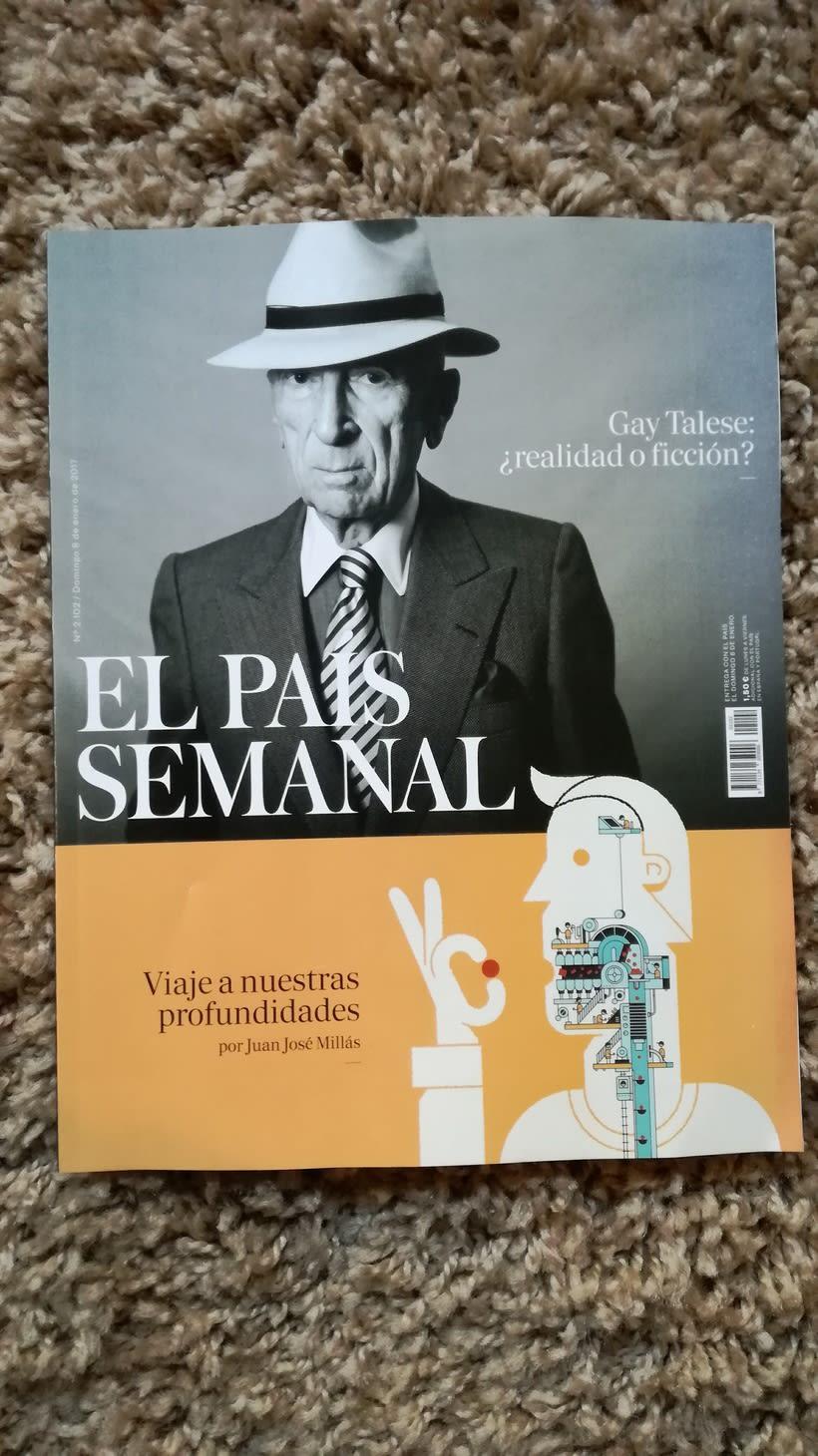 El Pais Semanal - Digestive Machine. 9