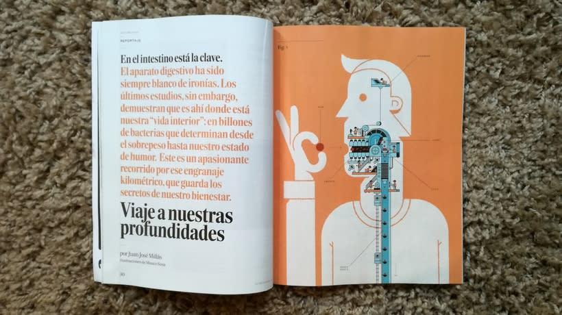 El Pais Semanal - Digestive Machine. 11