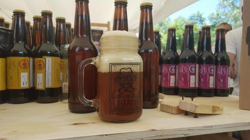 """Rediseño de Etiqueta Cerveza Artesanal """"Don Chango"""" 4"""