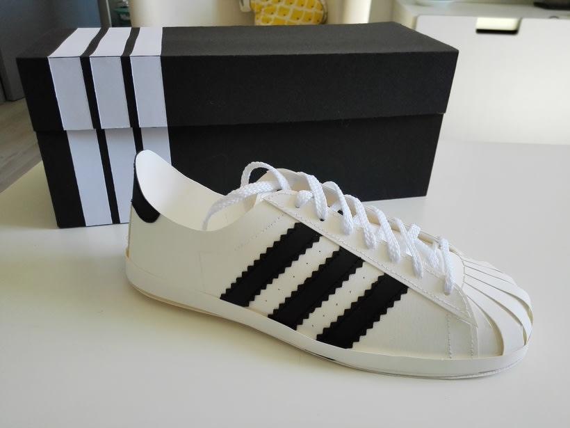 Replica papel Adidas Superstar  0434f679afde