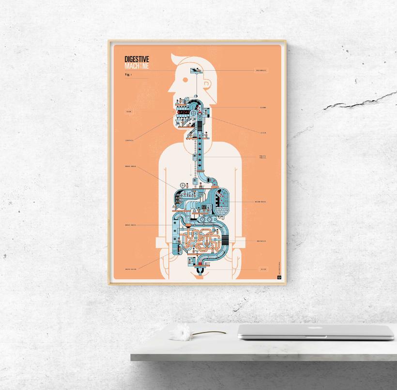 El Pais Semanal - Digestive Machine. 13