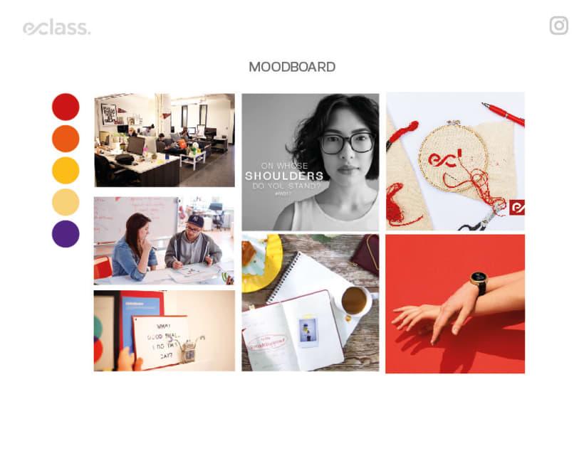 Instagram para empresa de estudios online: eClass 3