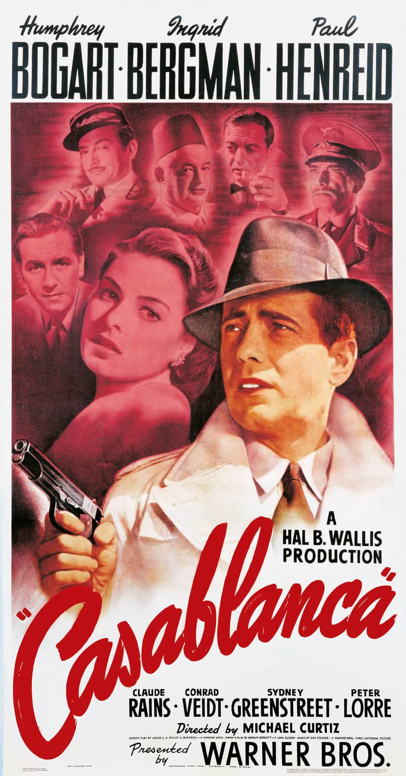Bill Gold: 70 años de carteles de cine 3