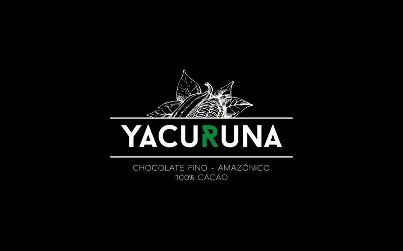 YACURUNA · Chocolate Bar 0