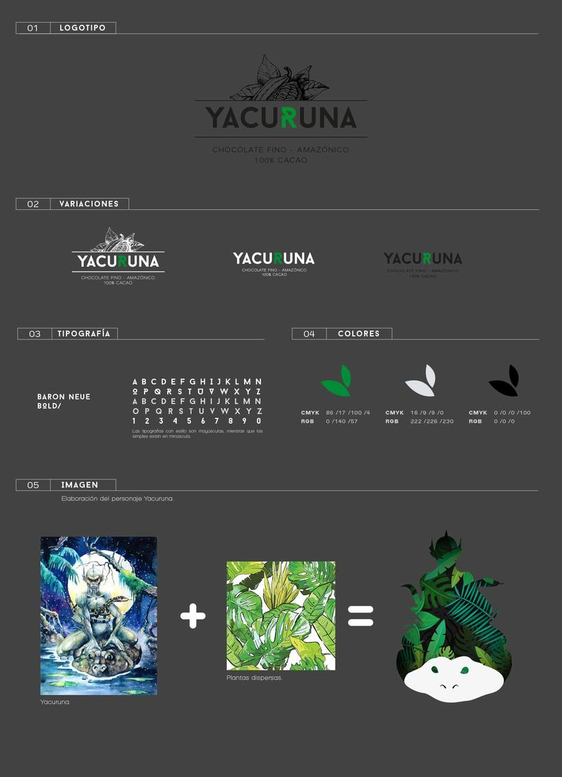YACURUNA · Chocolate Bar 2